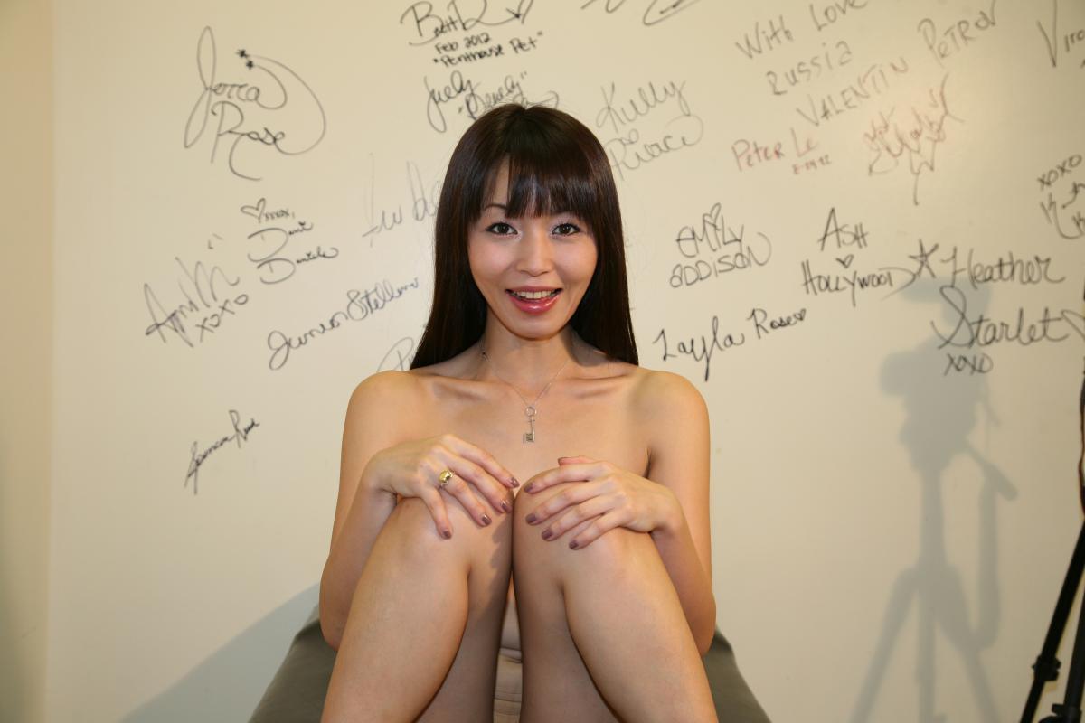Японська порнозірка Маріка Хейз / фото: https://watchoutforthejizz.wordpress.com