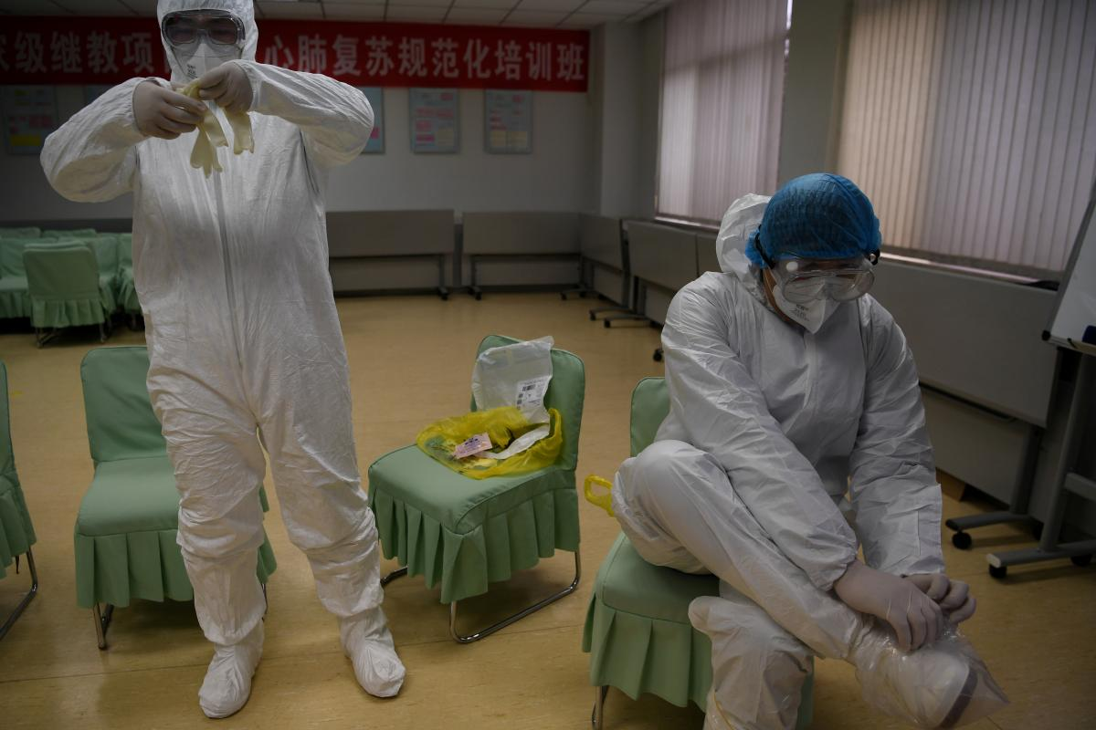 В Китае ужесточают карантинные меры / REUTERS