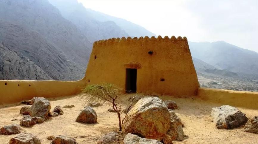 Дайя – єдина збережена в ОАЕ фортеця \ russianemirates.com