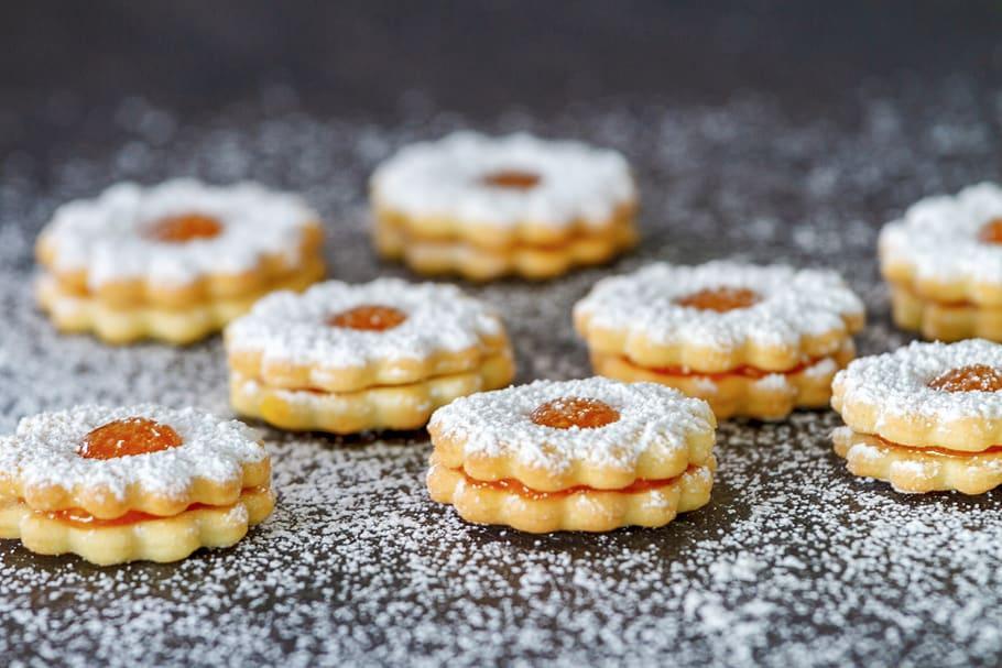 Рецепт печеньяна сметане / фото piqsels.com