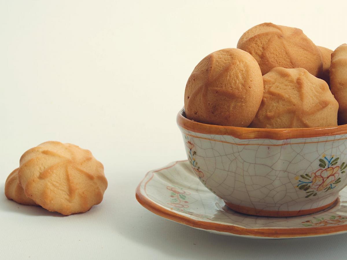 Вкусное печенье на маргарине - рецепт / фото pexels.com