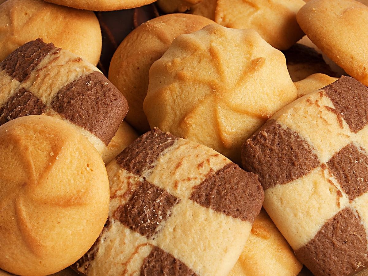 Как приготовить печенье на сметане / фото pexels.com