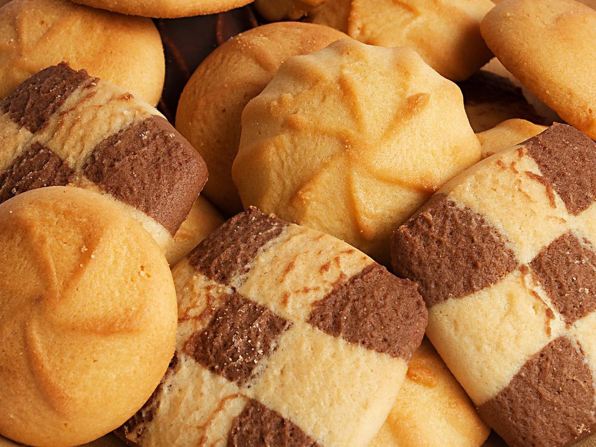 Песочное печенье / Фото: pexels.com