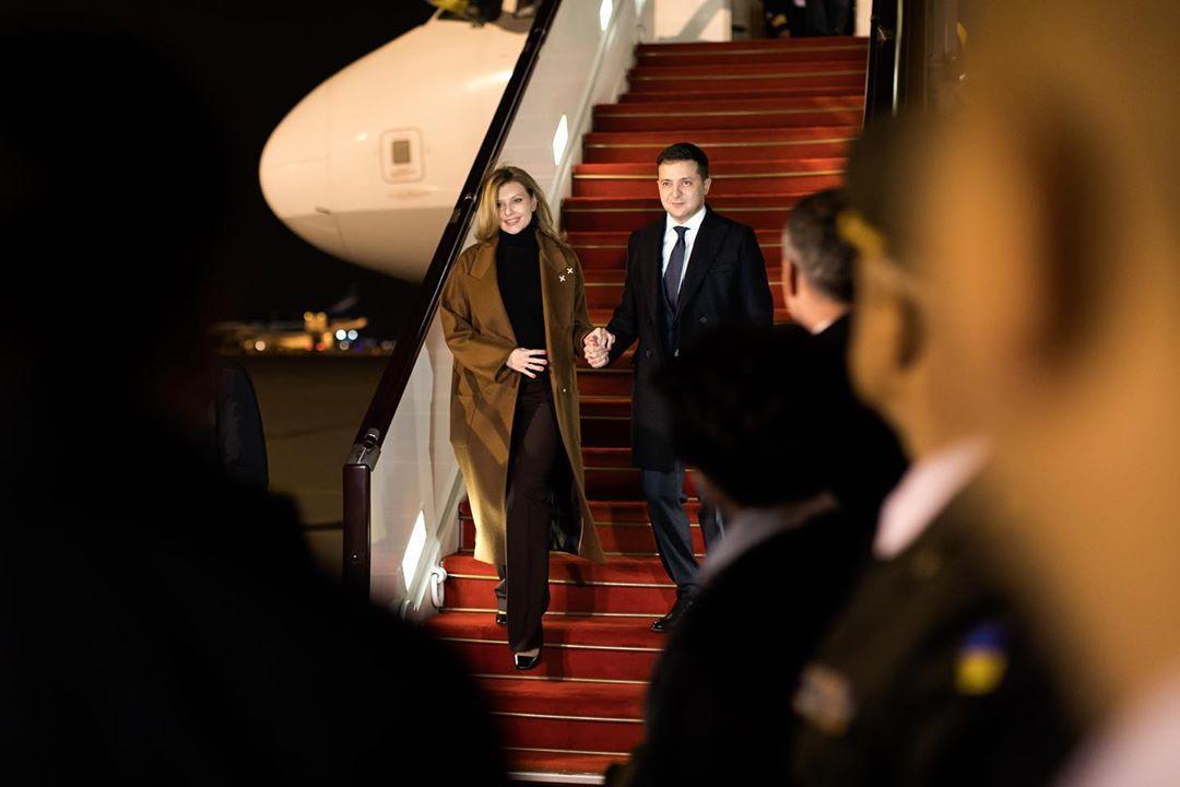 Декларація Зеленського - що задекларувало президентське подружжя: діаманти і коштовні авто / Instagram Олени Зеленської