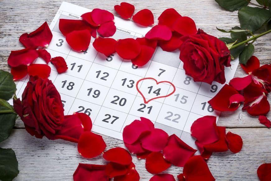 День святого Валентина –спецпропозиції для закоханих/ фото: br.depositphotos.com
