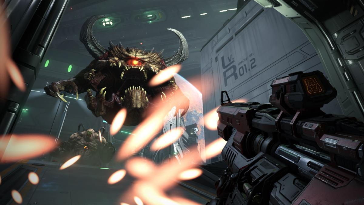В сети появились 45 минут геймплея Doom Eternal / bethesda.net