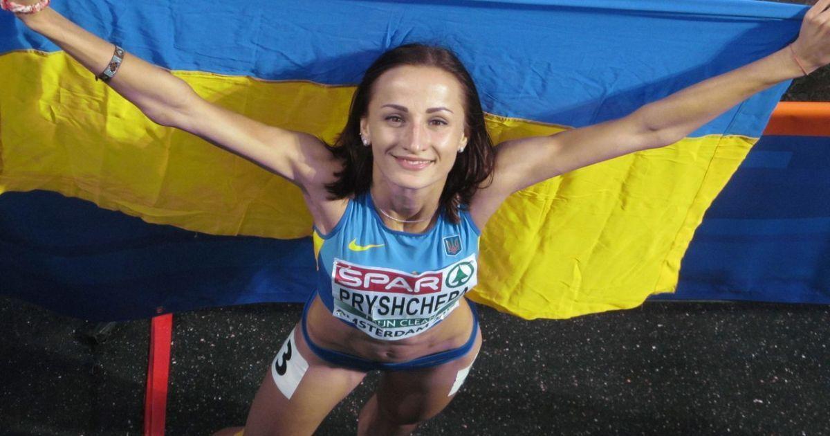 Прищепа тренується у Рівному / фото: НОК України