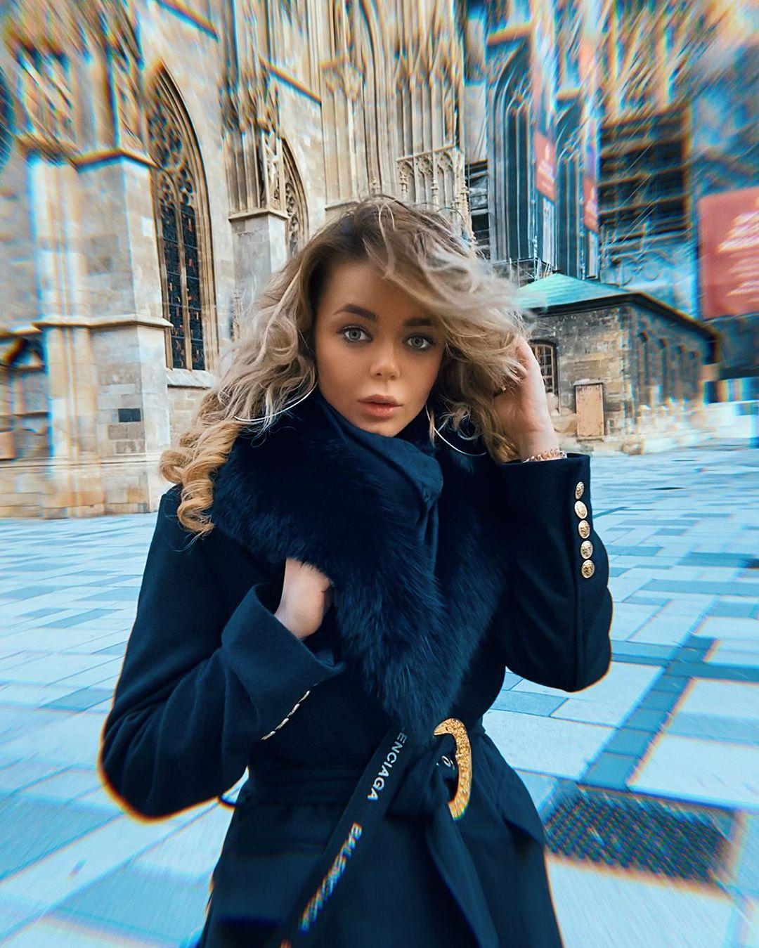 Співачка Аліна Гросу / фото: Аліна Гросу / Instagram