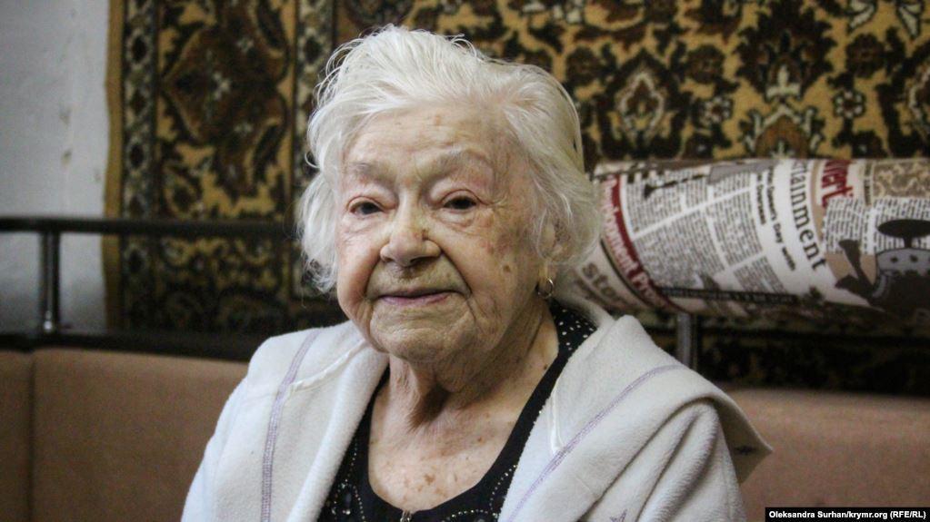 Теодозія Кобилянська померла на 97 році життя / фото: з архіву