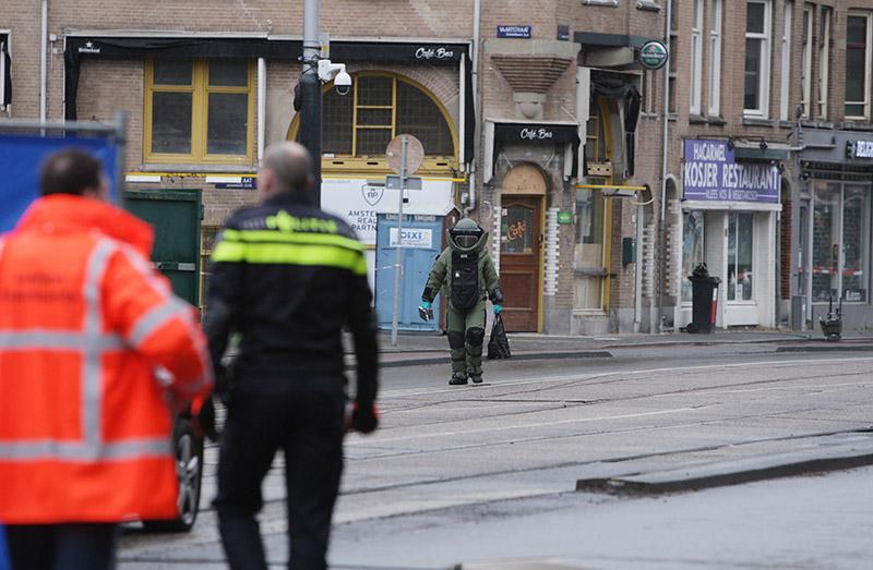 В Нидерландах снова нашли взрывчатку в посылке / Фото: © GlobalLookPress
