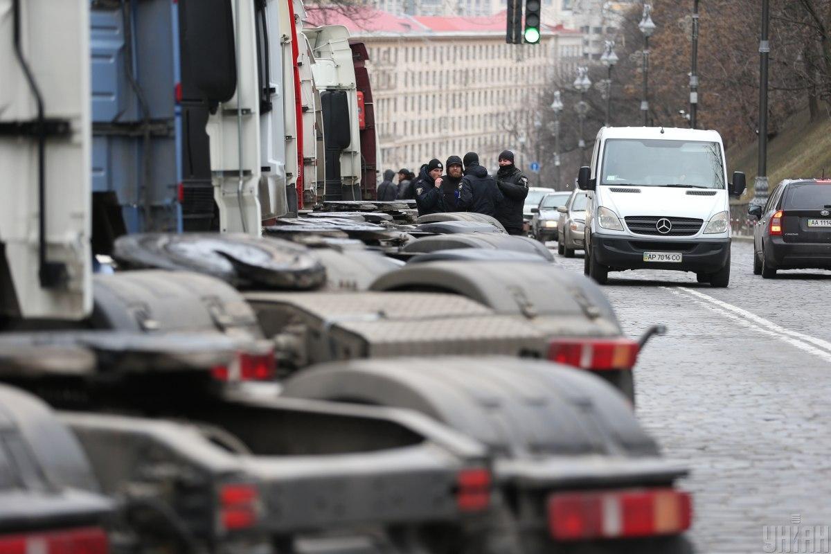 Возобновления акции, по словам Костюченко, исключать не стоит/ фото УНИАН