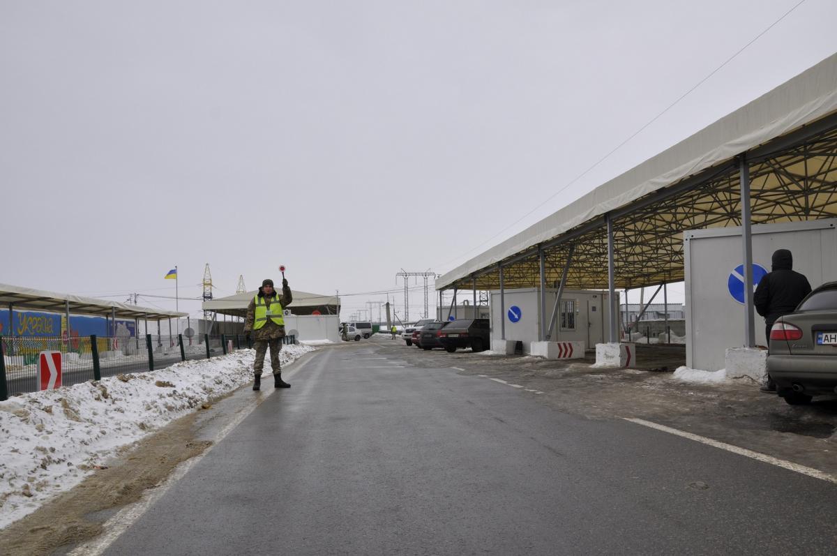 Прикордонники радять громадянам обирати найближчі контрольні пункти / dpsu.gov.ua