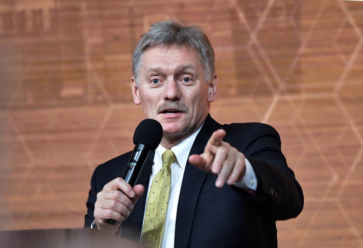 Dmitry Peskov / REUTERS