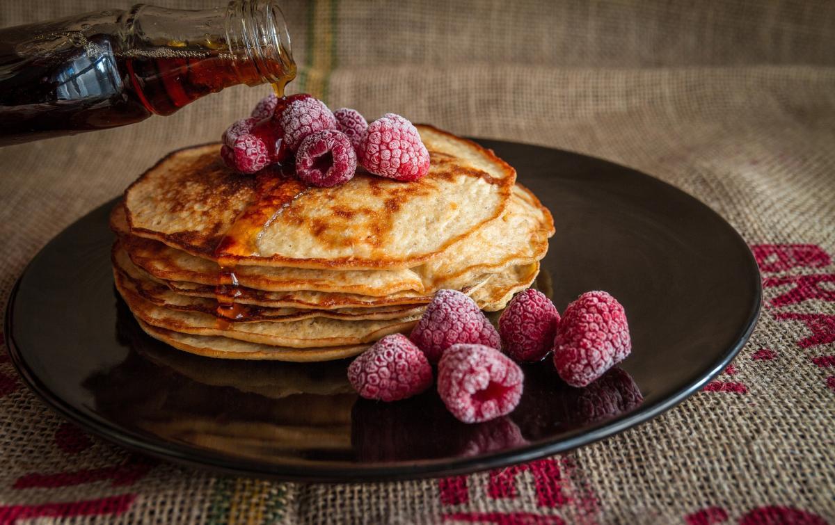 Рецепт простих млинців/ Фото: pixabay.com