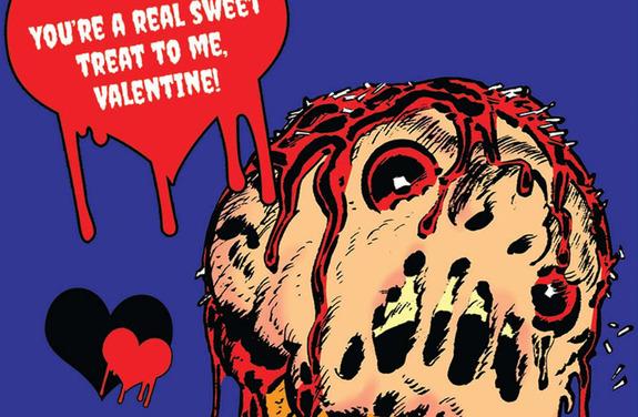 Компания DC подготовила открытки ко Дню Святого Валентина / DC