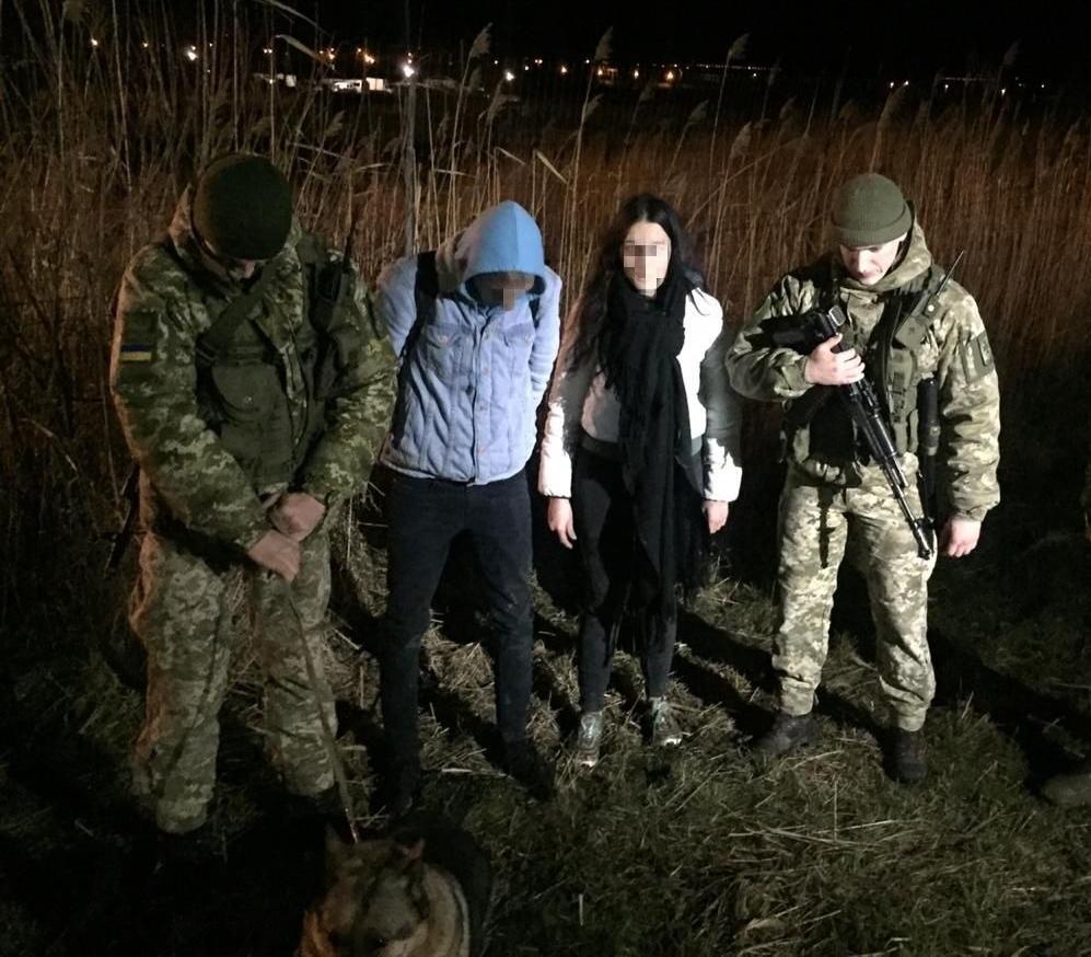 Юну громадянку Польщі передадуть польським правоохоронцям \ ДПСУ