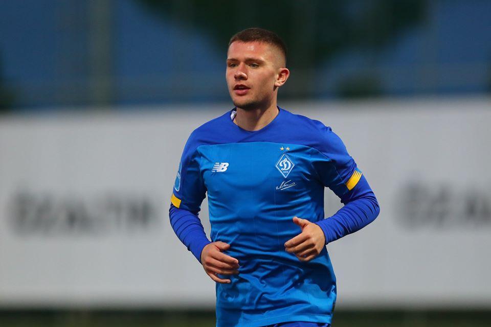 Міккель Дуелунд забив один з голів Динамо / фото: Динамо Київ