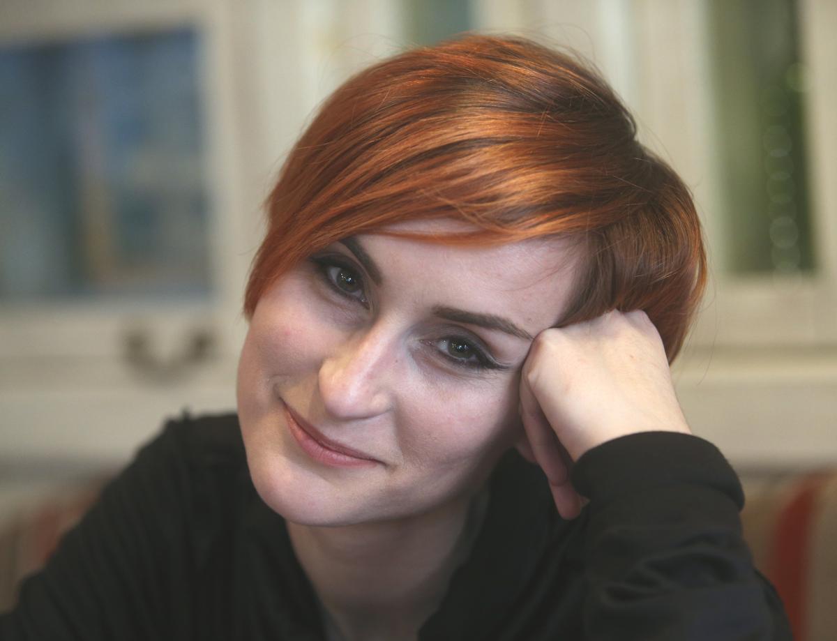 Катерина Паленко — вокалістка гурту Go_A / фото УНІАН