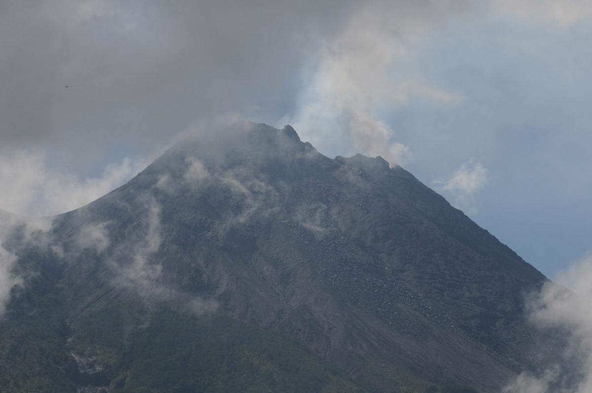 В Индонезии начал извергаться вулкан / Antara/Aloysius Jarot Nugroho