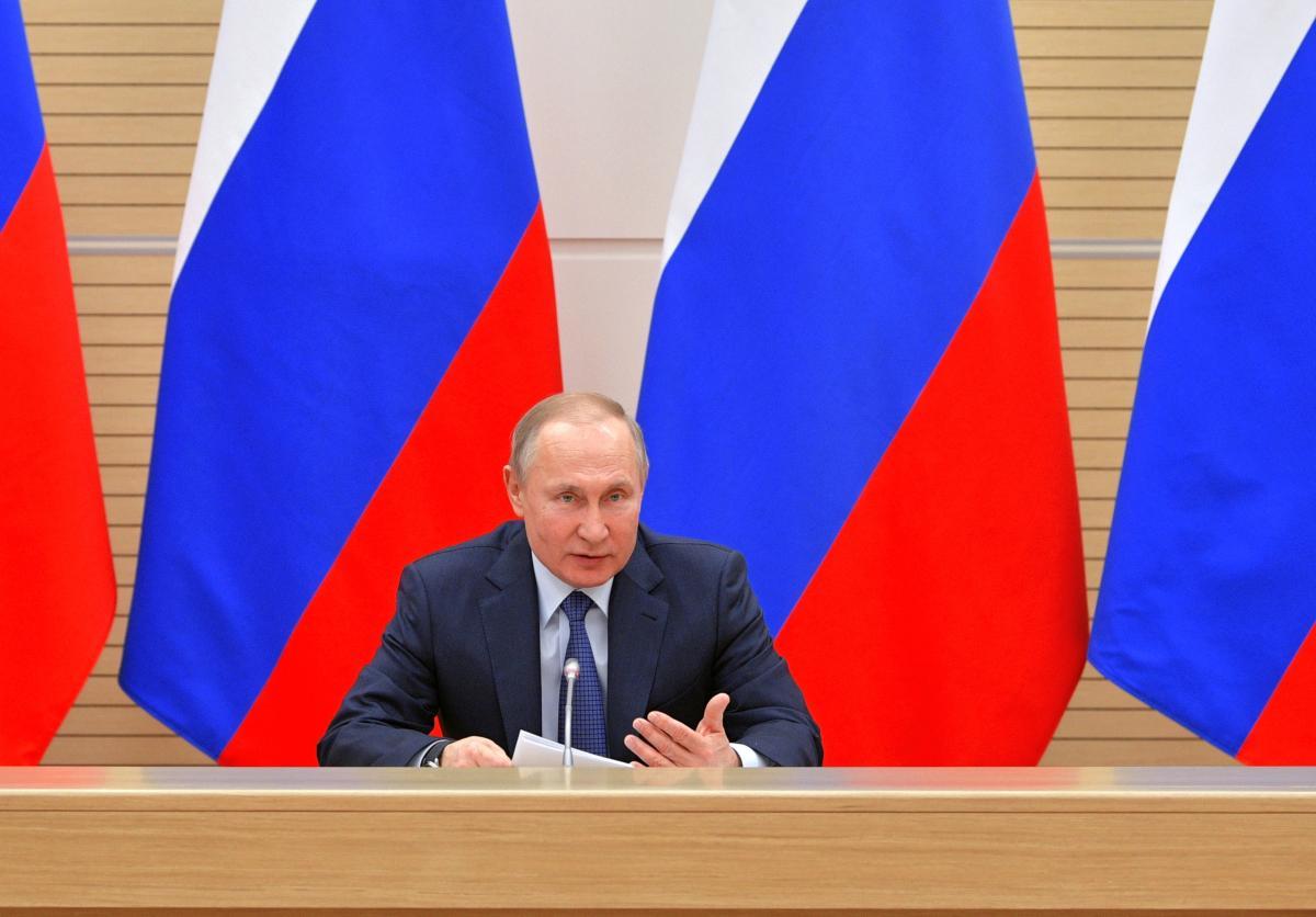 Російський політолог зазначив, що Путін останнім часом робить неадекватні заяви / фото REUTERS