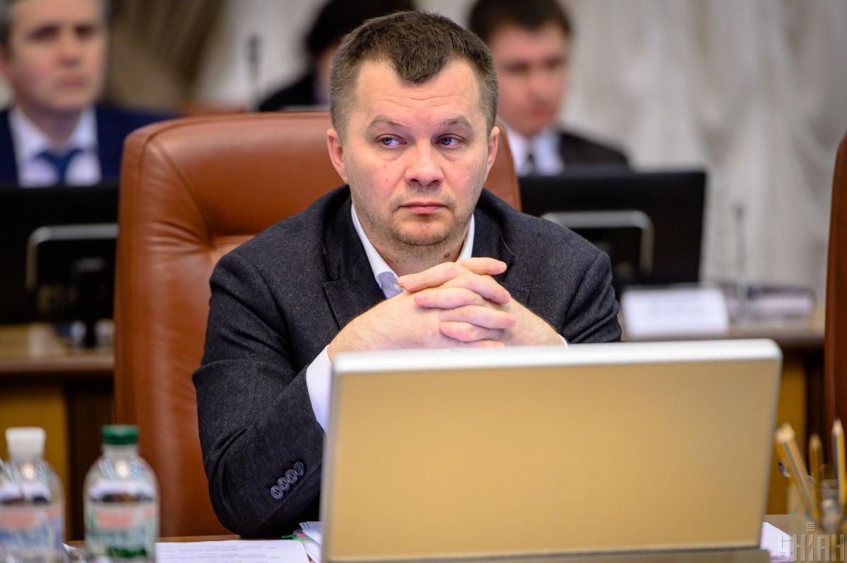 Minister Mylovanov forecasts economic growth in 2020 / Photo from UNIAN
