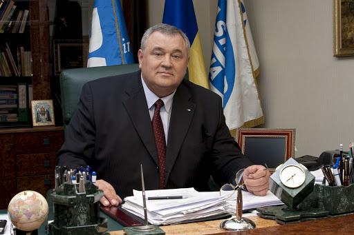 Президент АсМАП Леонид Костюченко/ фото: etrans.zet.com.ua