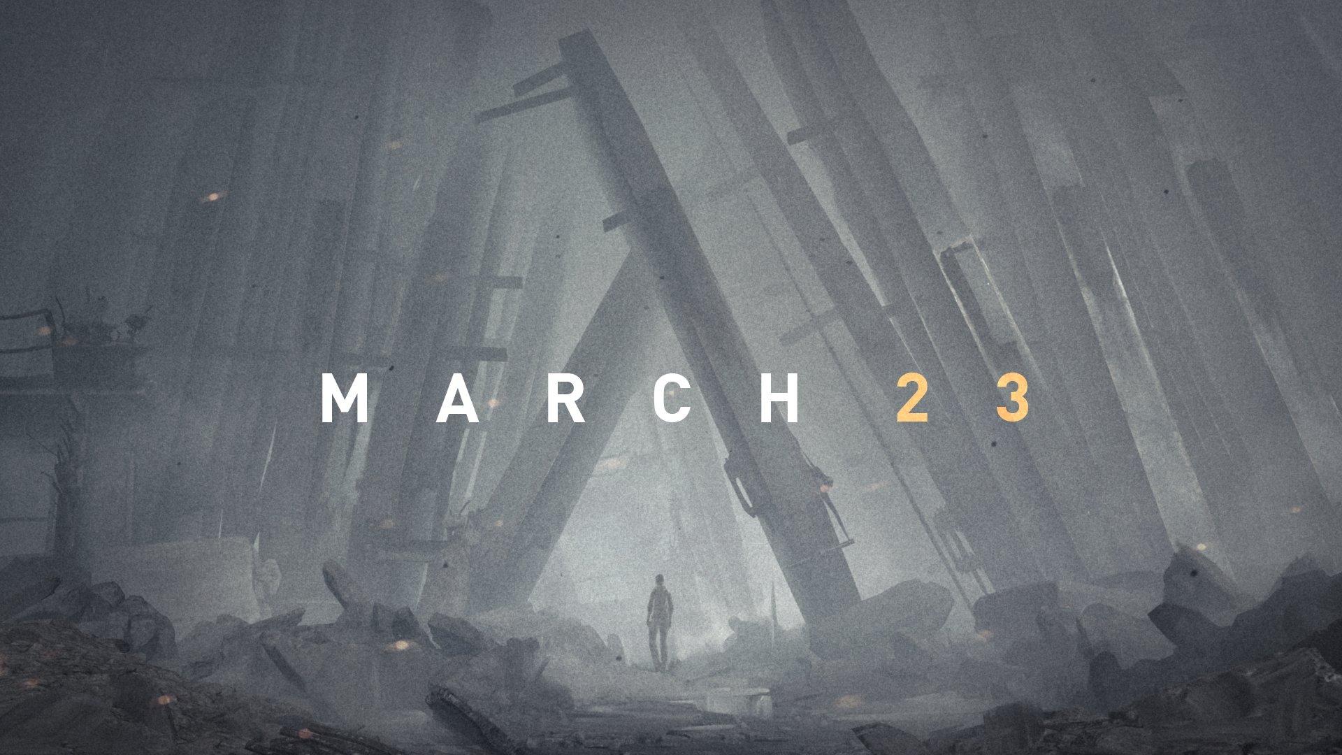 Half-Life: Alyx выйдет в Steam 23 марта / twitter.com