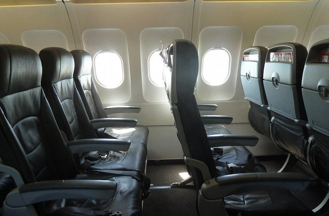 Пассажирам самолетов рекомендовали носить маски и чаще мыть руки \ pinterest.com