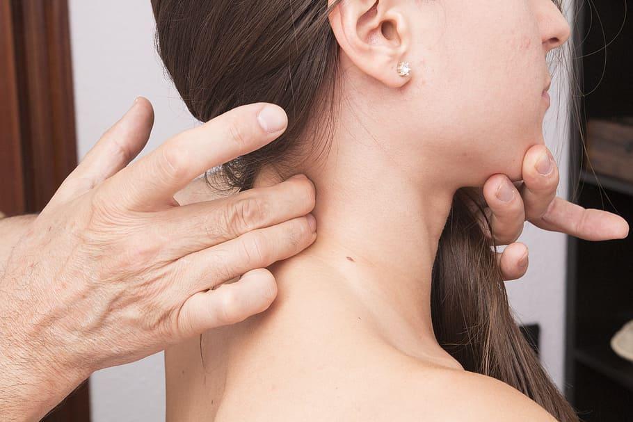Шейный остеохондроз / Фото: piqsels.com