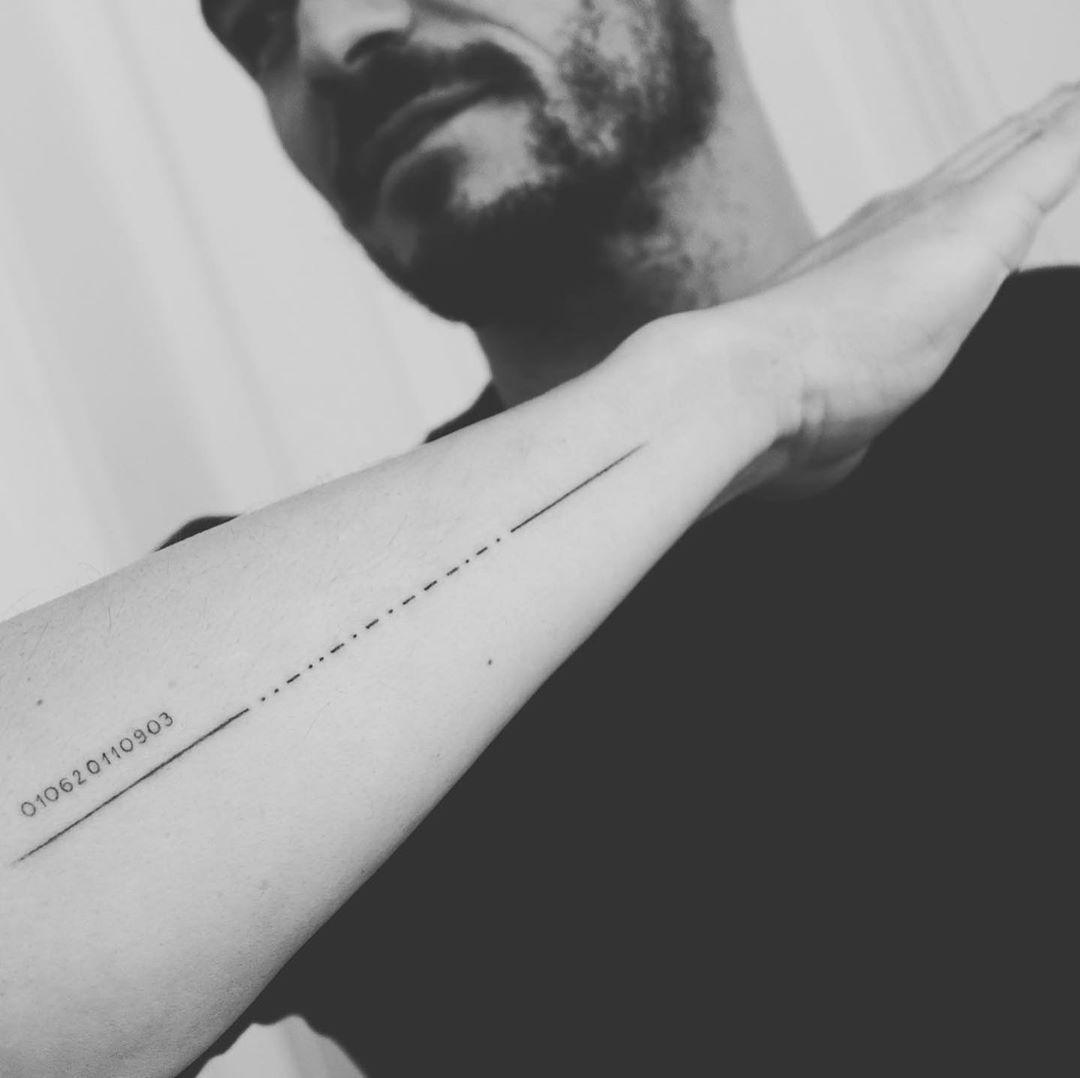 43-річний актор виклав знімок тату в Instagram / Instagram Орландо Блум