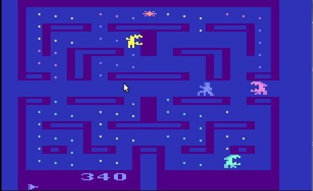 """Вот так выглядела первая игра по фильму """"Чужой"""" / youtube.com"""