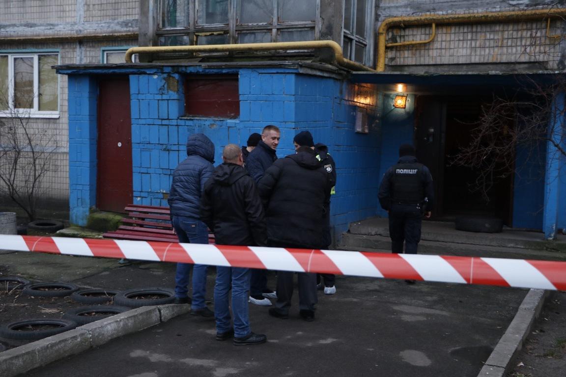 На месте работают правоохранители / Фото: Информатор