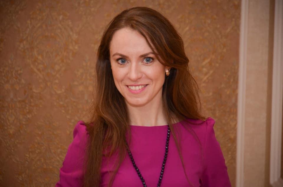 Врач дерматовенеролог, клинический сексолог, сексопатолог Виталия Курач / фото facebook.com/kurachvitalia