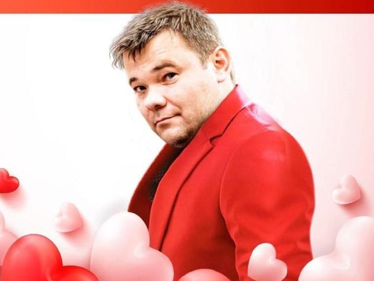 Колаж присвячений Дню святого Валентина / фото з Facebook Андрія Богдана