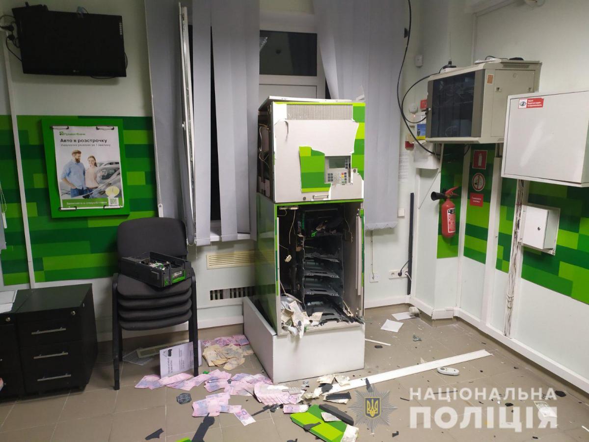В Николаеве ограбили отделение банка / mk.npu.gov.ua