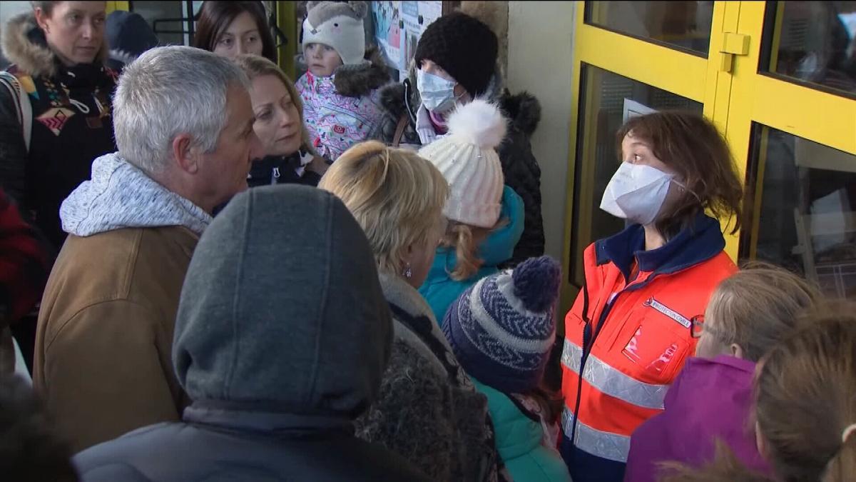 Чи готові в Україні діагностувати талікувати страшний вірус -вельми актуальне нині питання / скріншот з сюжету ТСН.Тиждень