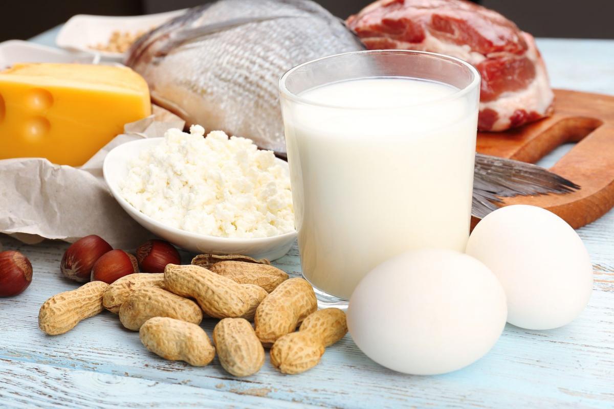 Белковая диета / growfood.pro