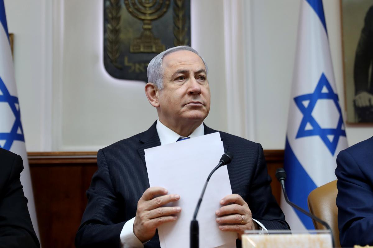 Биньямин Нетаньяху / REUTERS