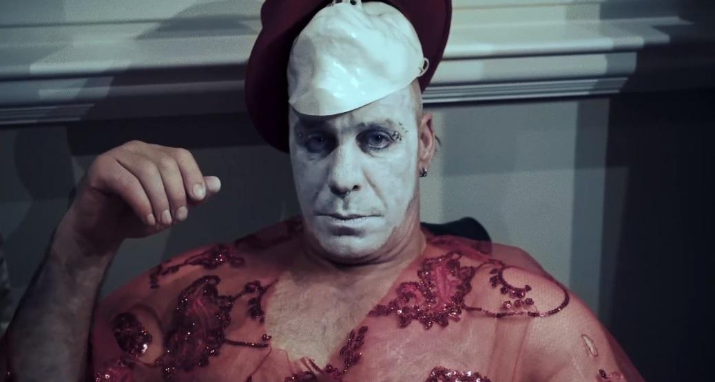 Актрис скандального клипа Линдеманна рассекретили / скриншот