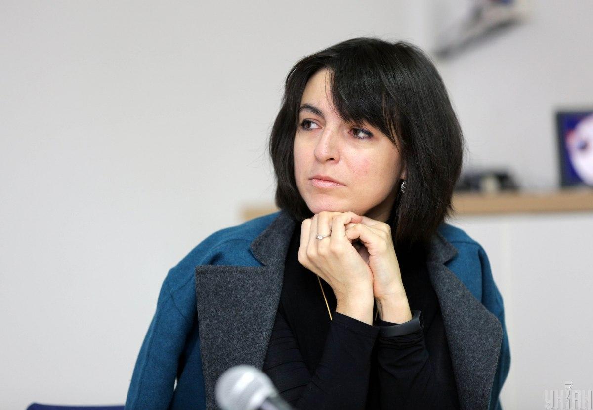 Ганна Дерев'янко / фото УНІАН
