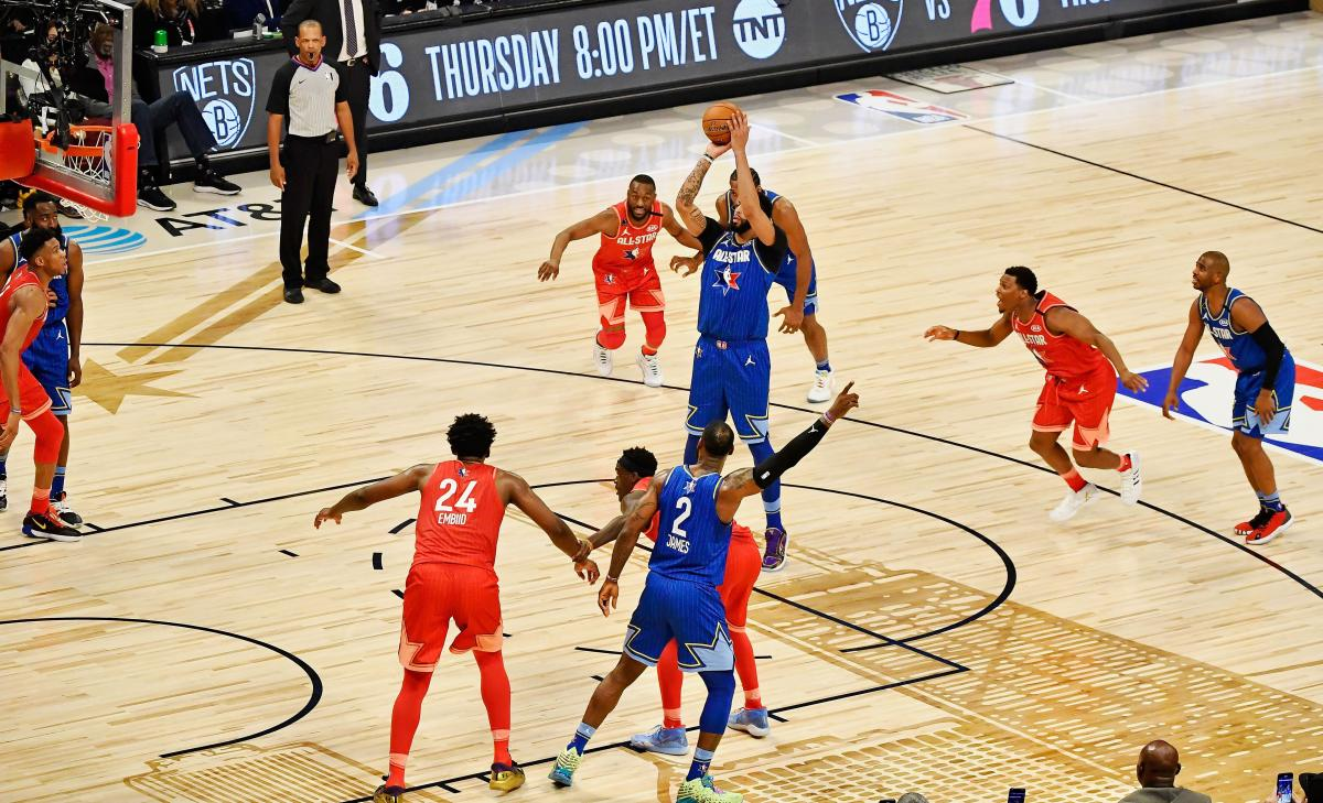 Матч зірок НБА / REUTERS