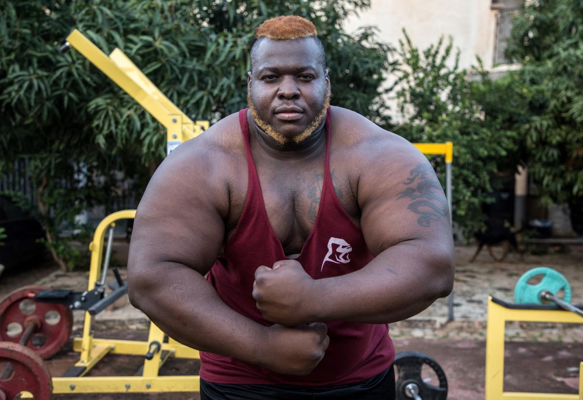 Спортсмен важить 187 кілограмів / maliactu.net