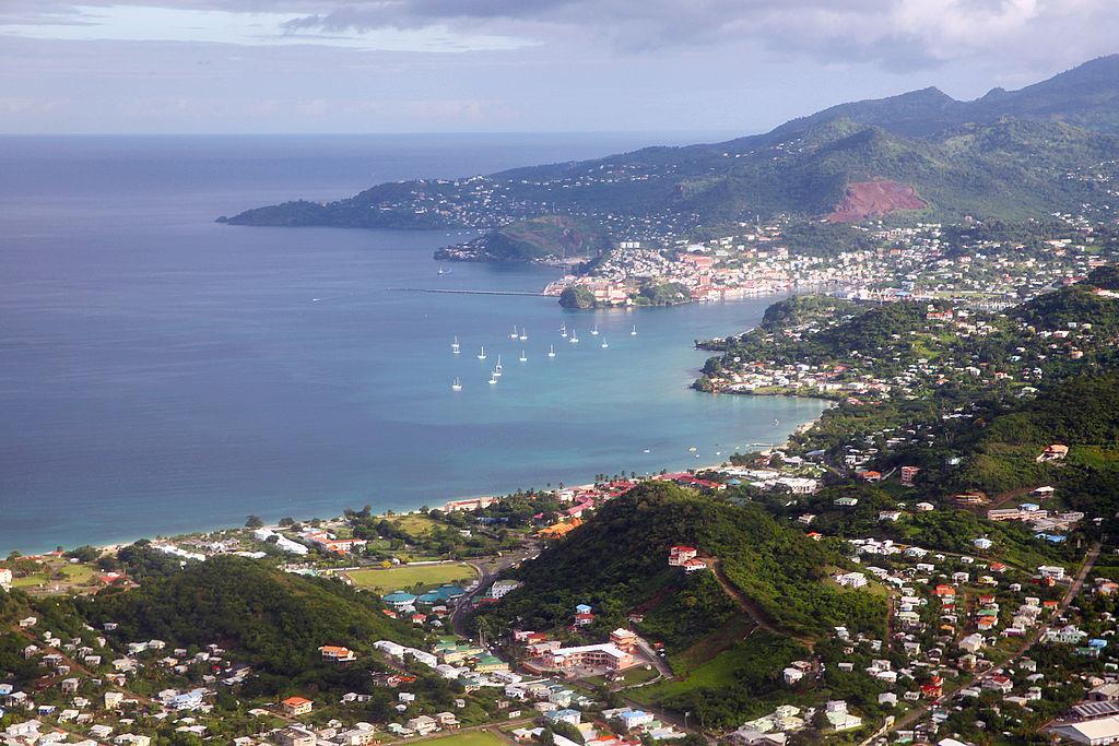 Украина планирует подписать соглашение о безвизес Гренадой / фото wikipedia.org