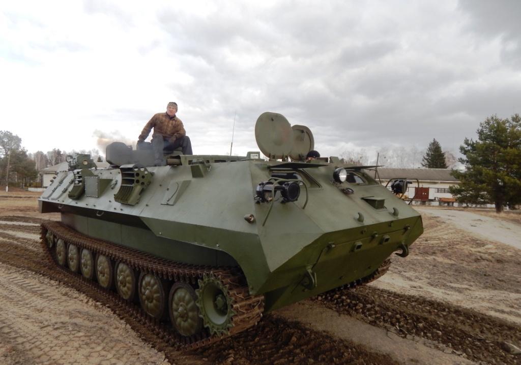 До конца года планируется модернизировать еще четыре таких машины / фото АрмияInform