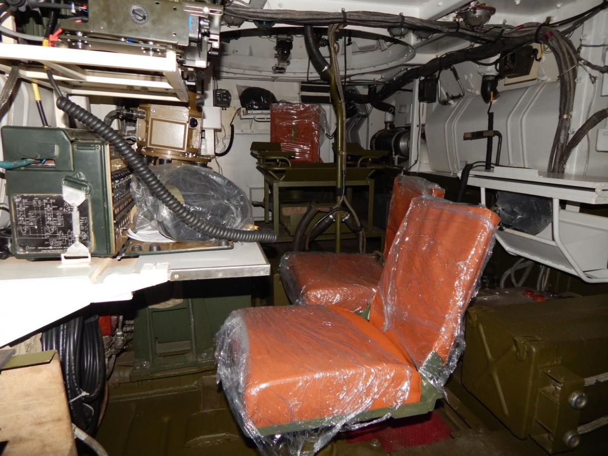 Благодаря модернизации, вес машины уменьшился на 1,5 тонны / фото АрмияInform