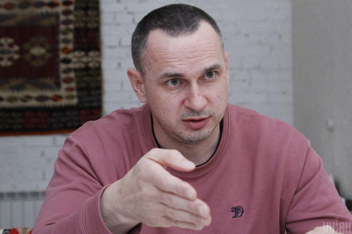 Олег Сенцов прокомментировал очередной обмен пленными / Фото: УНИАН