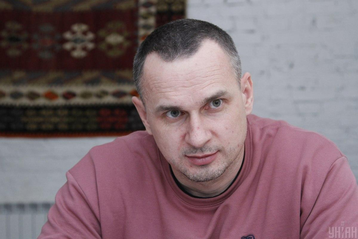 У Олега Сенцова родилась дочь / фото УНИАН
