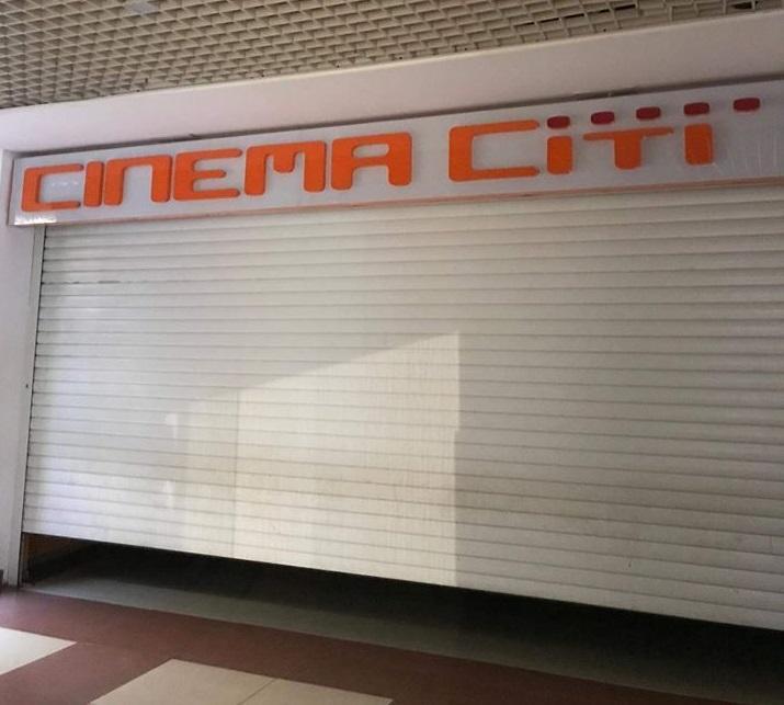 У кінотеатру «Сінема сіті» завершився 10-річний термін оренди площі у «Подолянах» / фото Владислав Стечишин