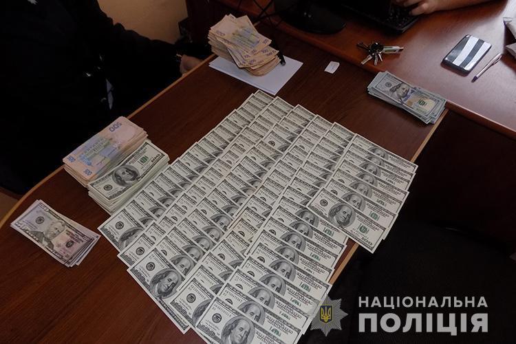 Чоловік не встигвитратитивкрадені гроші/ фото НПУ