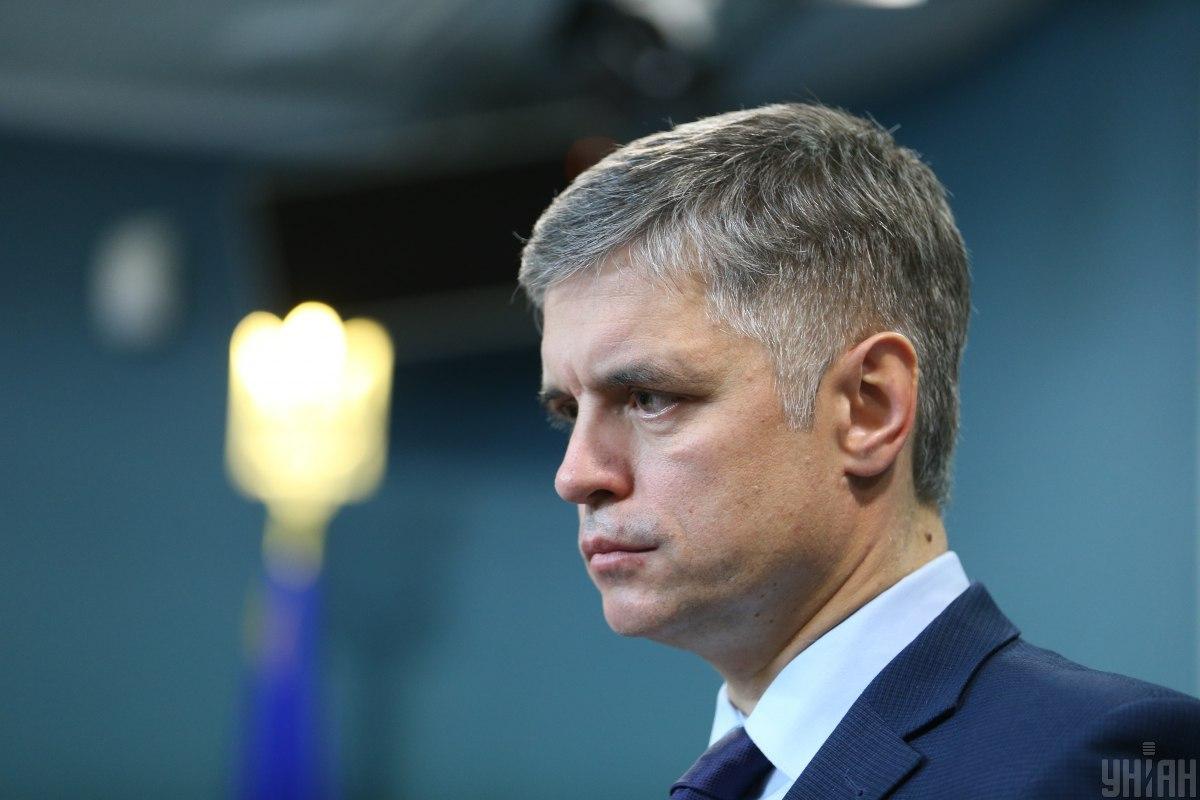 По словам министра, назначение посла в РФ - политический шаг / фото УНИАН